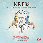 Krebs: Concerto for Guitar and Orchestra in G Major (Digitally Remastered) by Jozef Zsapka