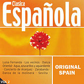 Original Spain: Clásica Española Vol.2 by Orquesta Lírica de Barcelona