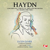 Haydn: Concerto No. 1 for Flute, Oboe and Orchestra in C Major, Hob. VIIh/1 (Digitally Remastered) by Laurence Duval