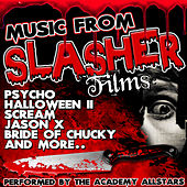 Music from Slasher Films by Academy Allstars