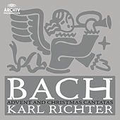 Bach: Advent & Christmas Cantatas von Various Artists