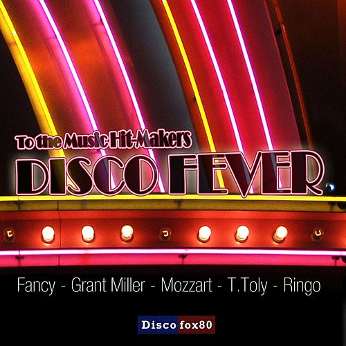 Disco Fever (Discofox80) by Various Artists