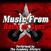 Music from Rock of Ages by Academy Allstars