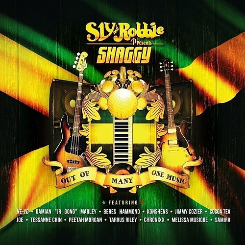 Out Of Many, One Music by Shaggy