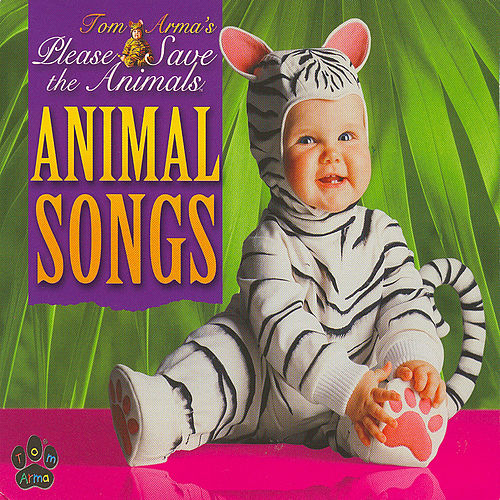 Tom Arma - Animal Songs  by The Countdown Kids