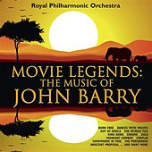 Movie Legends: The Music of John Barry by Various Artists