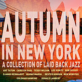 Autumn in New York - A Collection of Laid Back Jazz: Songs of Django Reinhardt, Teddy Wilson, Coleman Hawkins, And More! von Various Artists