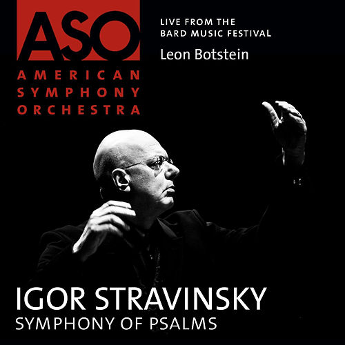 Stravinsky: Symphony of Psalms by Alessio Bax