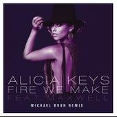 Fire We Make (Michael Brun Remixes) by Alicia Keys