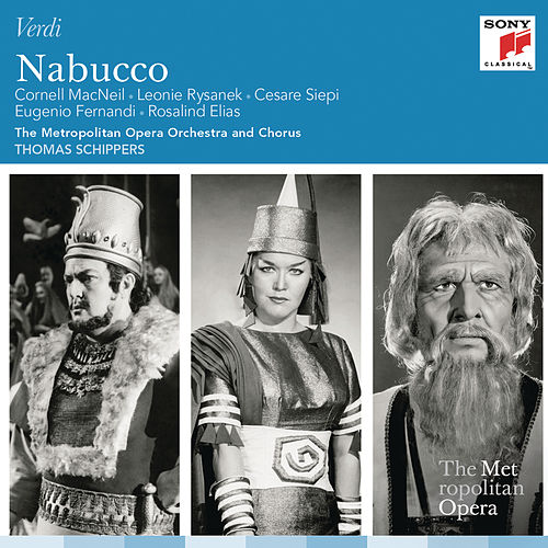 Nabucco by Various Artists