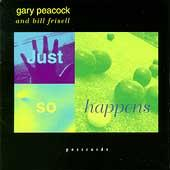 Just So Happens by Gary Peacock