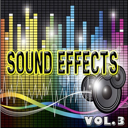 EFX - Sound Effects, Vol. 3 (Footsteps, Sneeze, Laugh, Birds, Screams and More) by Das EFX