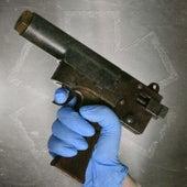 Captive Bolt Pistol by Carcass