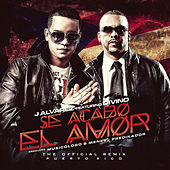 Se Acabo el Amor (Remix) [feat. Divino] - Single by J. Alvarez