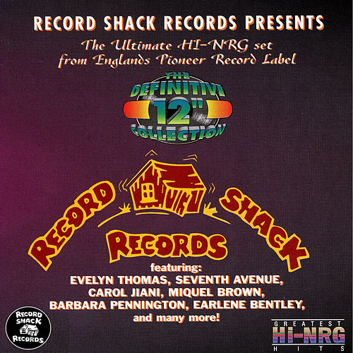 The Definitive Record Shack Records 12' Collection by Various Artists