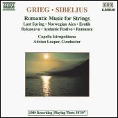 Romantic Music for Strings by Edvard Grieg