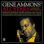 Gene Ammons' All Stars. Complete Recordings with Mal Waldron, Pepper Adams & Art Taylor