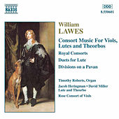 Consort Music for Viols, Lutes, & Theorbos by William Lawes
