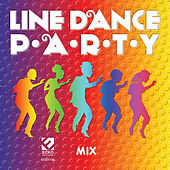 Line Dance Party Mix CD by Various Artists