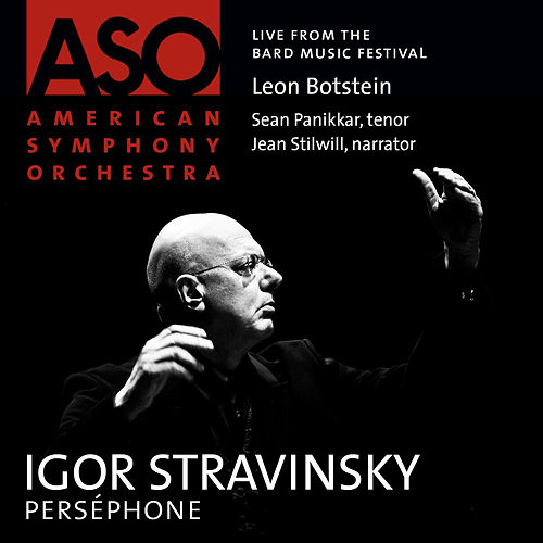 Stravinsky: Perséphone by Jean Stilwell