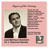 Voices of the Century: Jussi Björling in Stockholm, Vol. 3 – Opera and Operetta (Recorded 1930-1938) by Jussi Bjorling