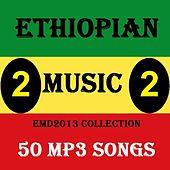 Ethiopian Music Collection 2013 Vol.2 - 50 Mp3 Songs by Various Artists