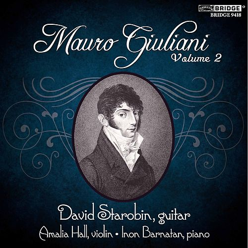 Mauro Giuliani, Volume 2 by Various Artists