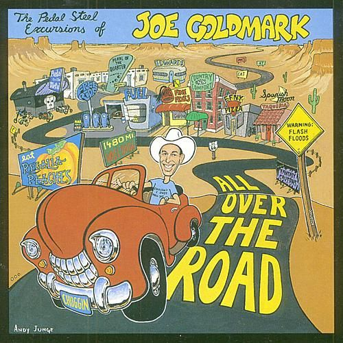 All Over The Road by Joe Goldmark