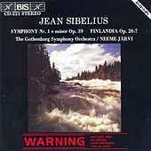 Sibelius: Symphony No. 1 in E Minor, Op. 39 & Finlandia, Op. 26 by Gothenburg Symphony Orchestra