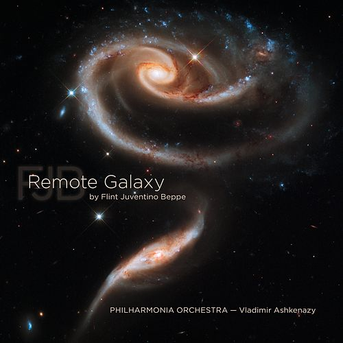 REMOTE GALAXY by Flint Juventino Beppe by Vladimir Ashkenazy Philharmonia Orchestra