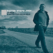 Bach: 6 Suites For Cello Solo by Pieter Wispelwey