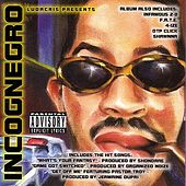 Incognegro by Ludacris