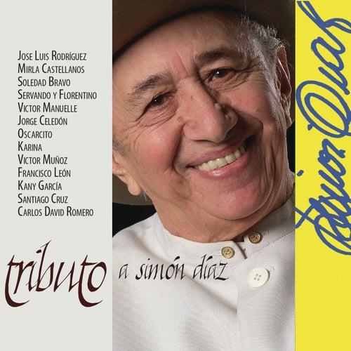 Tributo a Simón Díaz by Various Artists