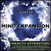 Wealth Attraction & Abundance: Motivation, Confidence, Meditation Entrainment With Affirmations, Isochronic & Solfeggio Tones by Subtle Mind Expansion