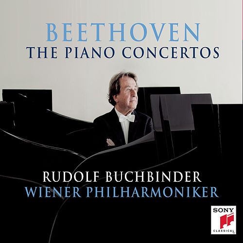 Beethoven: The Piano Concertos by Rudolf Buchbinder
