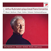 Arthur Rubinstein Plays Great Piano Concertos by Arthur Rubinstein