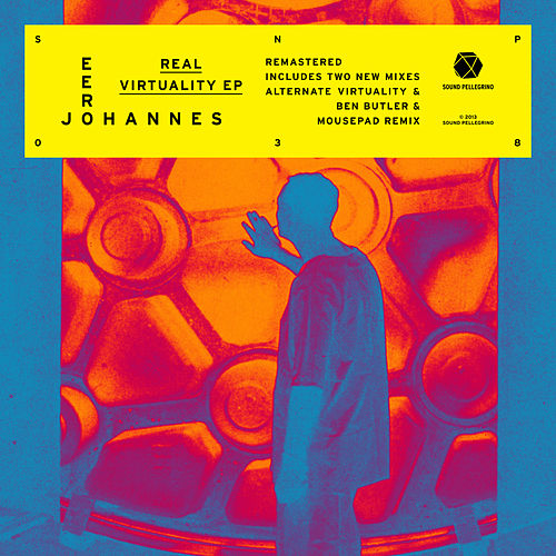 Real Virtuality - EP by Eero Johannes