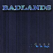 Dusk by Badlands