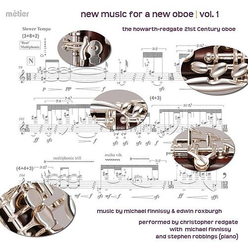 New Music for a New Oboe, Vol. 1 by Christopher Redgate