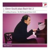 Glenn Gould Plays Bach Vol. 2 by Glenn Gould