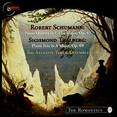 Schumann: Piano Quartet in E Flat Major, Op. 47 / Thalberg: Piano Trio in A Major, Op. 69 by Various Artists