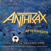 Aftershock - The Island Years von Anthrax