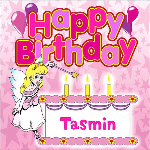 Happy Birthday Tasmin by The Birthday Bunch