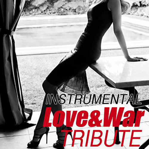 Love and War (Instrumental) by The Dream Team