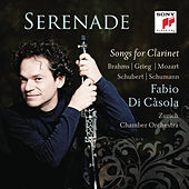 Serenade - Songs For Clarinet by Fabio Di Casola