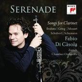 Serenade - Songs For Clarinet by Fabio Di Casola