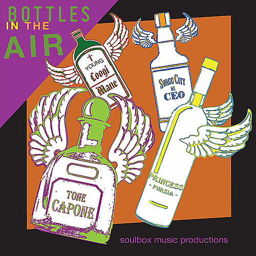 Bottles in the Air (feat. Princess Pursia, Kanyinsola Olufon, Swagg City Mr. Ceo, Young Coogi Mane & Incredible Hell'va Man) by Tone Capone