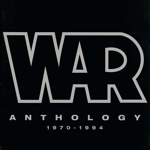 Anthology: 1970 - 1994 by WAR