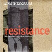 Resistance by Mikis Theodorakis (Μίκης Θεοδωράκης)