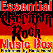 Essential German Rock Music Box by Rock Feast
